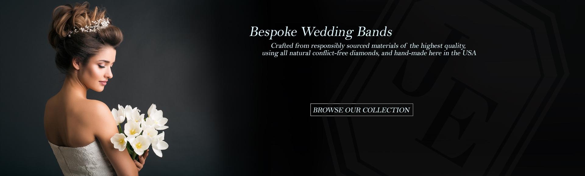 Hand-made Wedding Rings