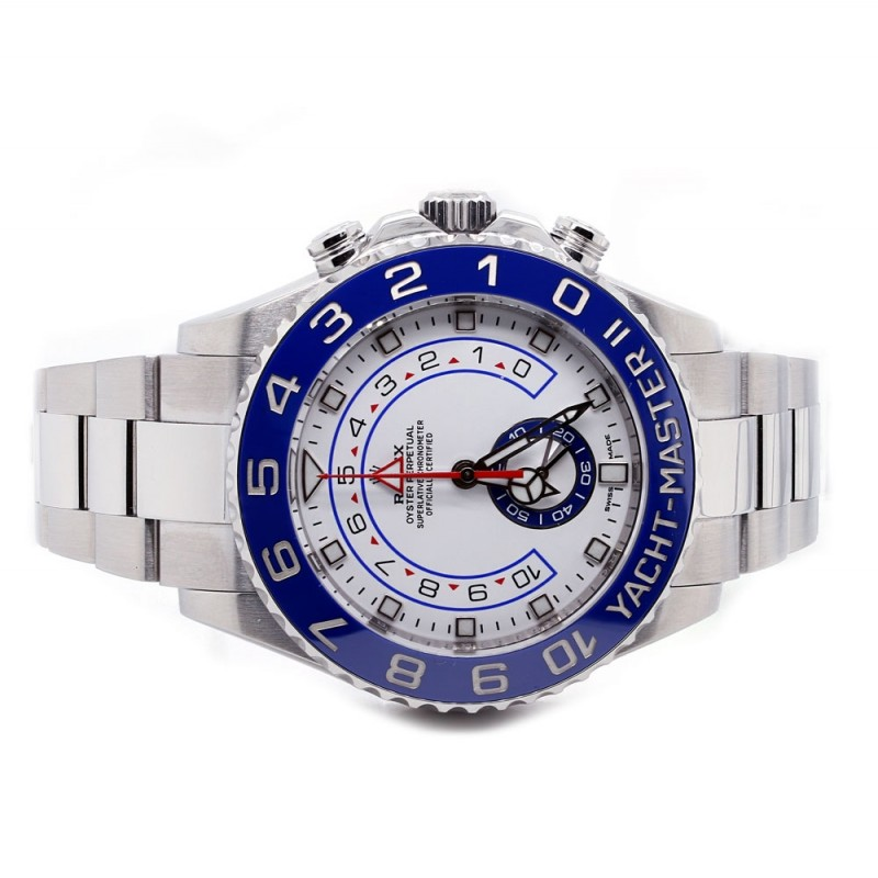 Rolex Yachtmaster II Blue Bezel