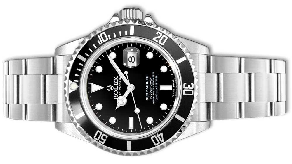 Rolex Submariner Date 16610 Stainless steel